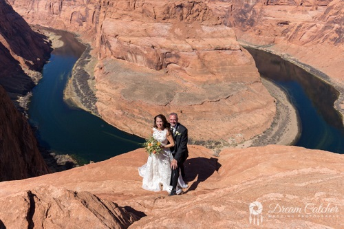 Horseshoe Bend Wedding 13